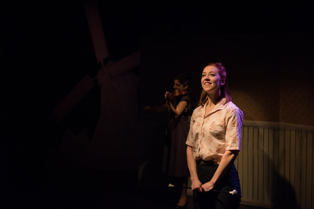 Aleksandra Danicic, Jamie Konchak PHOTO CREDIT BENJAMIN LAIRD ARTS & PHOTO