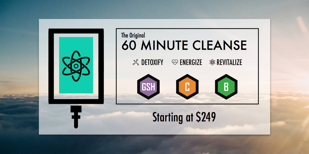 Don't forget to check out our 60 Minute Cleanse NutriDrip.
