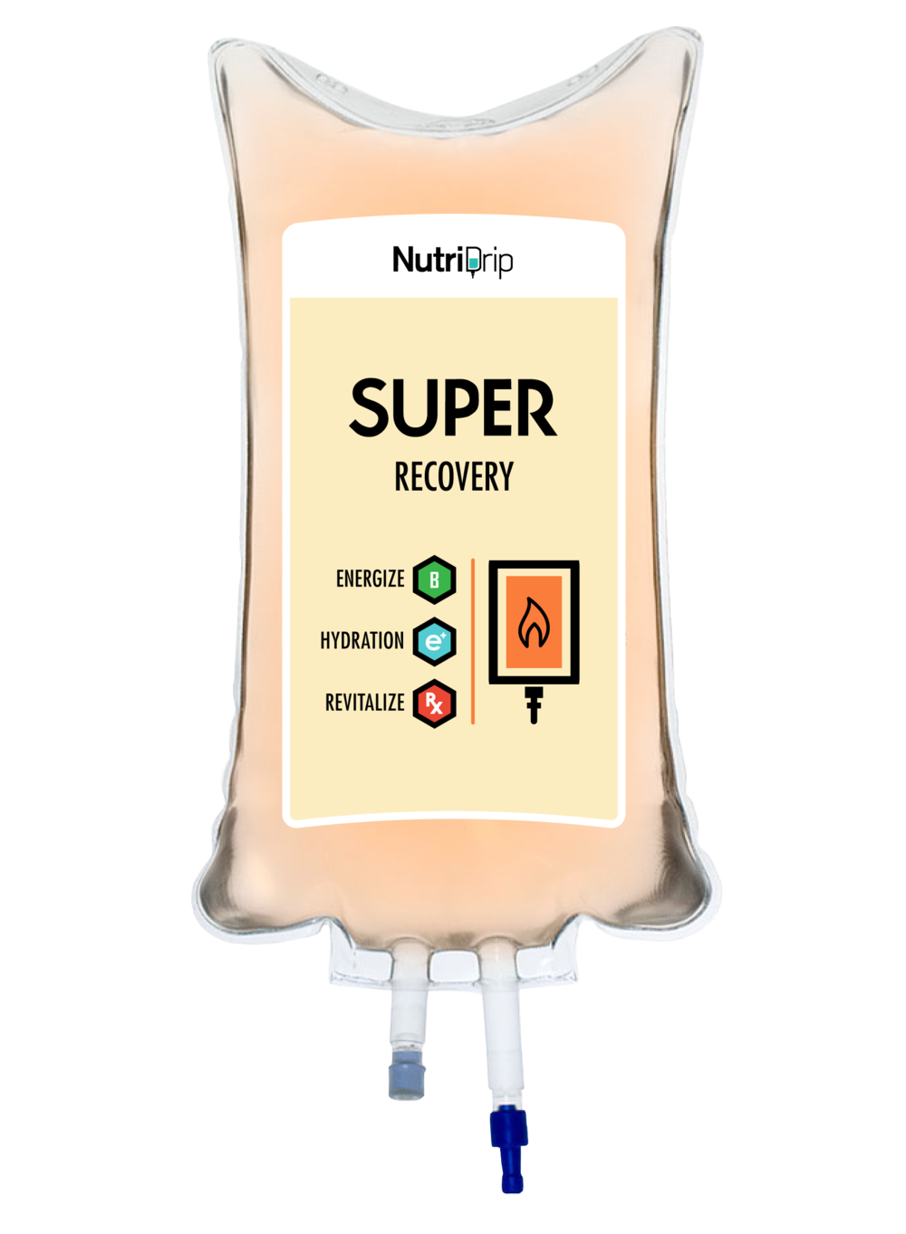 """Super Recovery"" NutriDrip"