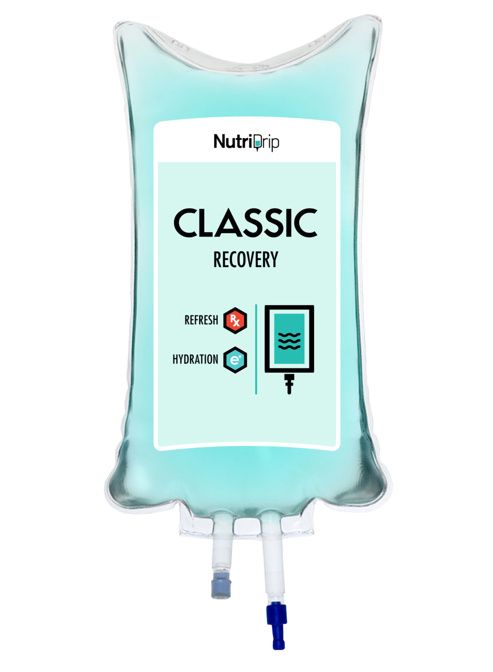 """Classic Recovery"" NutriDrip"
