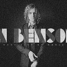 Brendan Benson What Kind of World