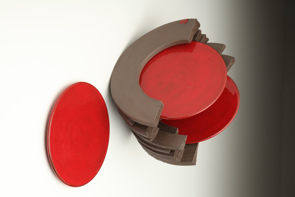Red Sun Plates.JPG