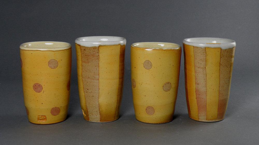 4 yellow cups.jpg