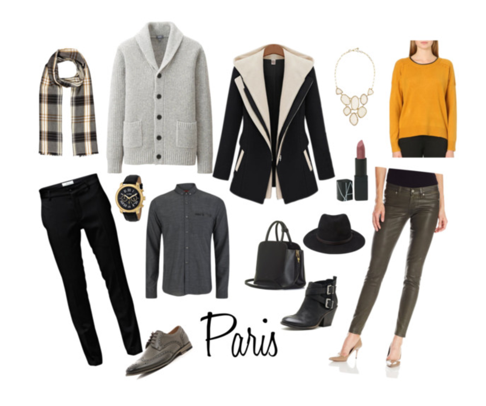 Weekend in Paris, shop the looks here!