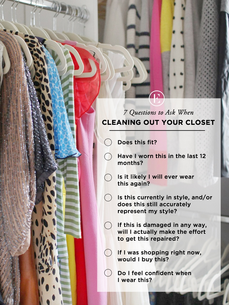 Checklist thanks to the creative minds at  TheEveryGirl.com  - Read the rest of the  Valerie Chen's  article  here .