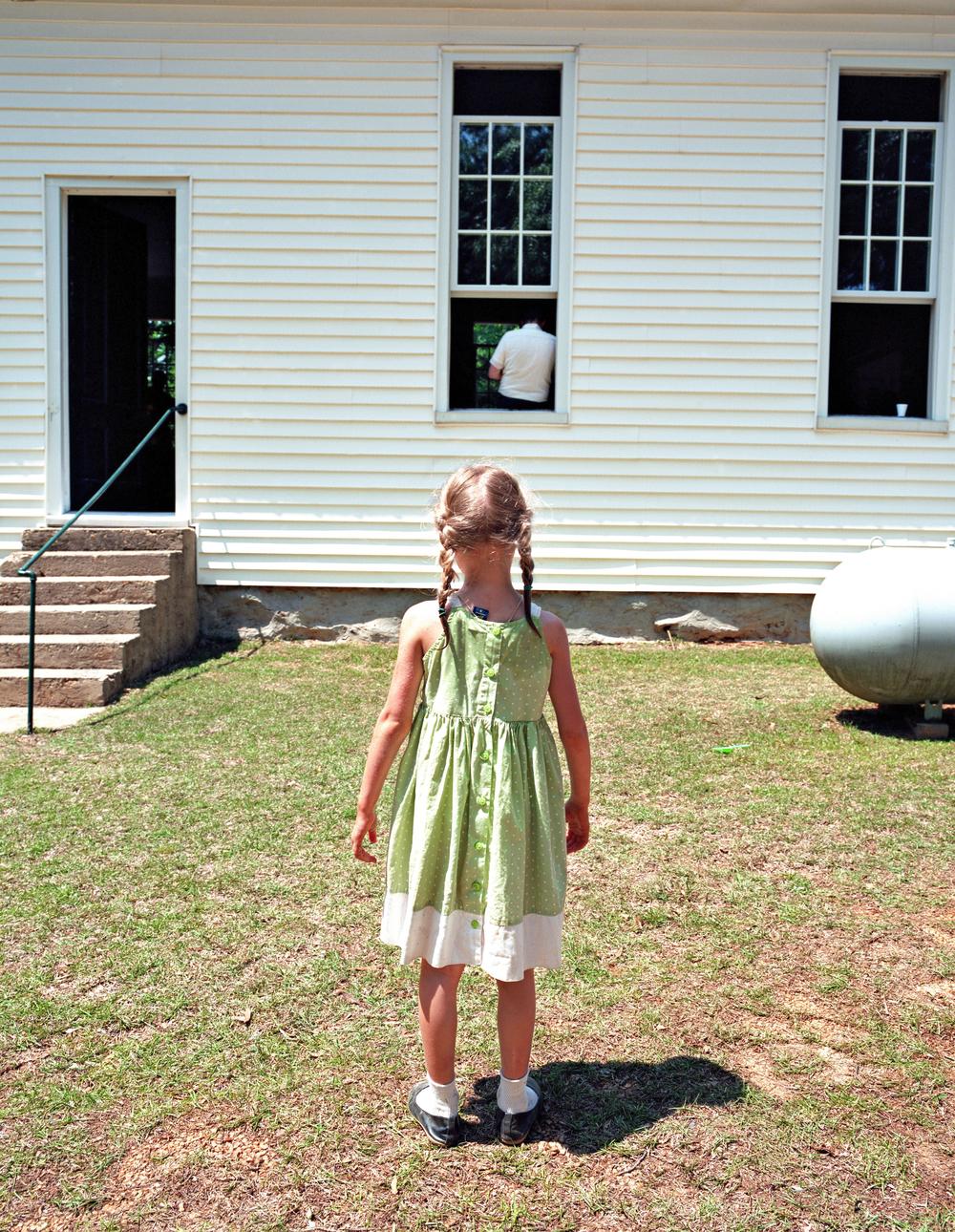 Anna Hinton, Mount Pisgah Church, Stroud AL, 2011.jpg