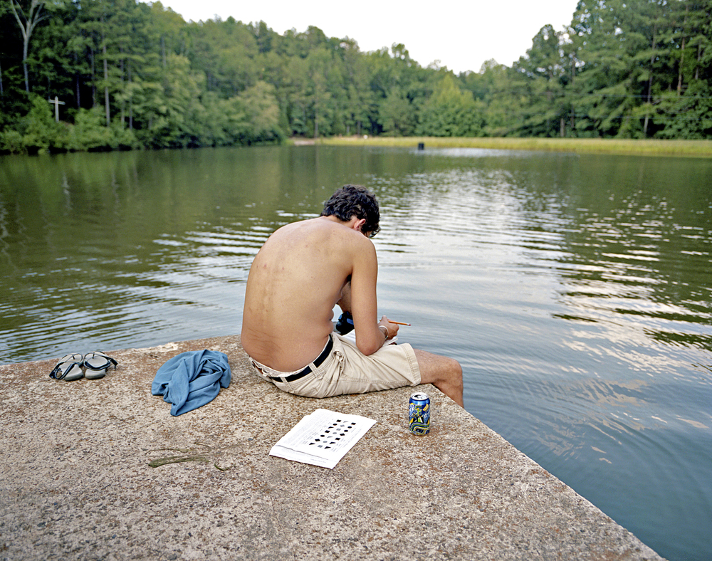 Drew Smith, Camp Fasola, Anniston AL, 2011.jpg