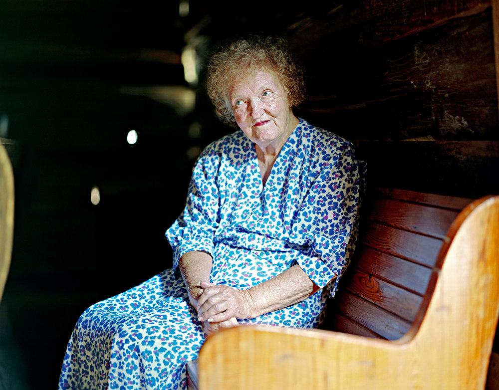 Woman at Shoal Creek Church, Talladega National Forest 2015 Raw FINAL.jpg