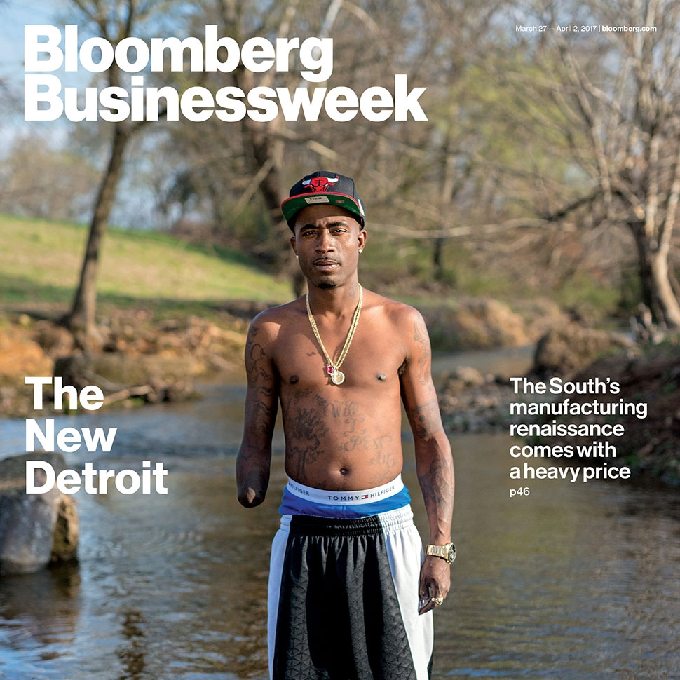 The New Detroit for Bloomberg