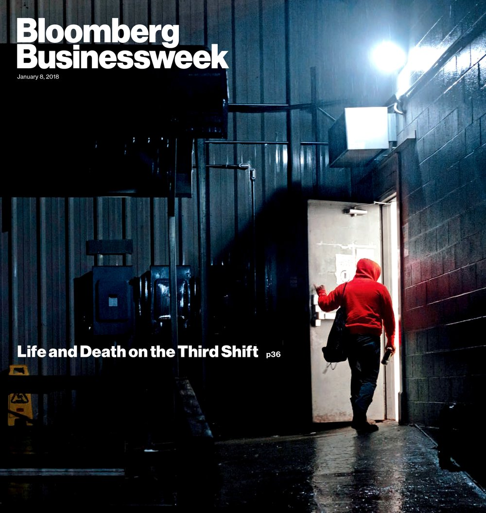 Life and Death on the Third Shift for Bloomberg