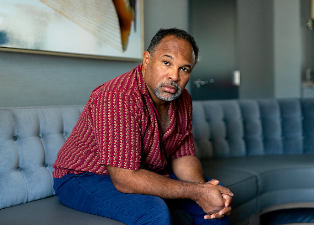 Geoffrey Owens for  The New York Times