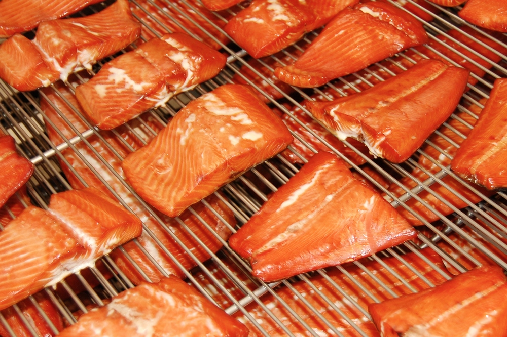 VIS Smoked King Salmon