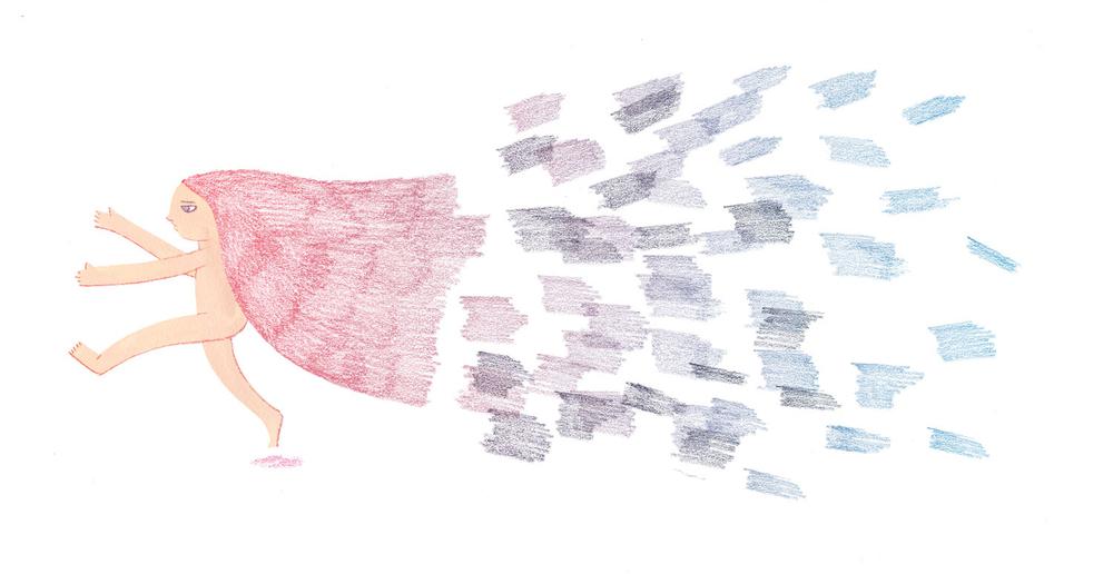 Gouache, Graphite, & Digital Alice Young © 2015