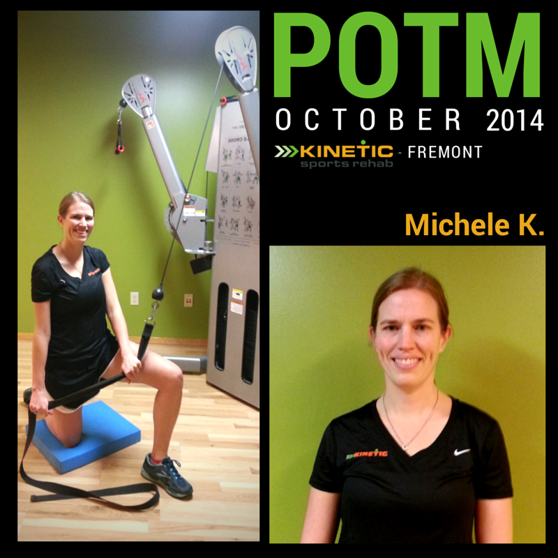 fremont clinic patient of the month october 2014