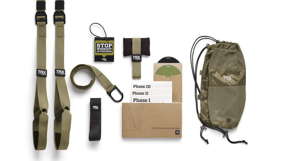 TRX Trainer Force Tactical Kit