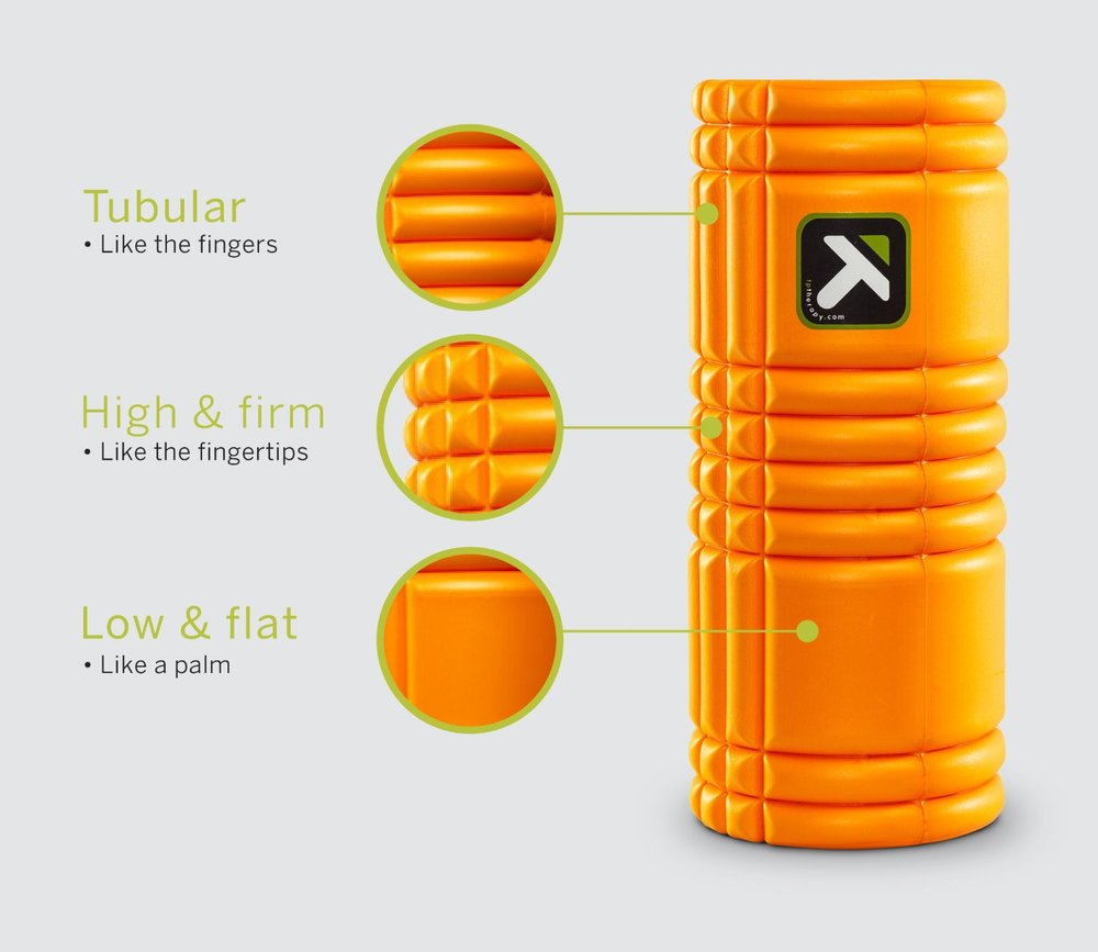 The GRID Foam Roller by Trigger Point Therapy