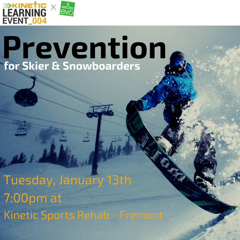 Kinetic Learning Event_004 - Prevention for Skiers & Snowboarders
