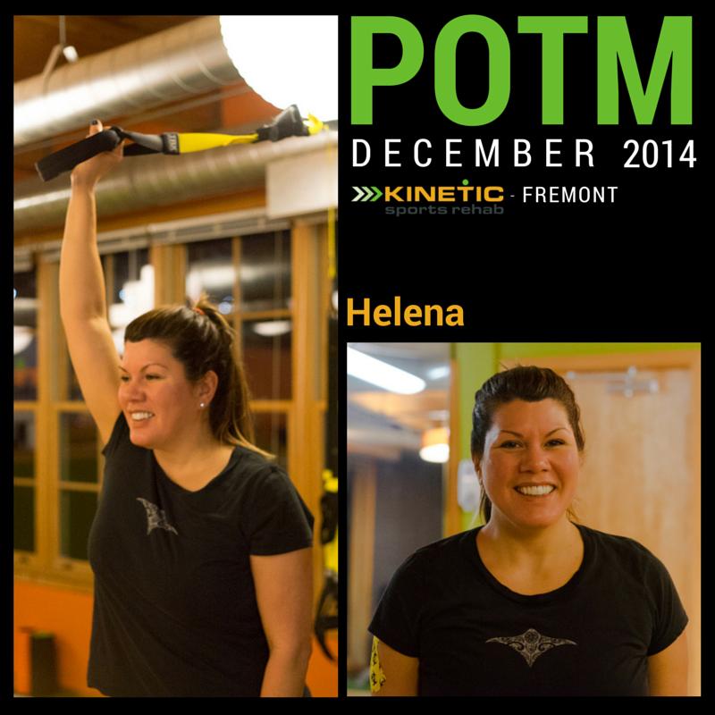 Fremont Clinic's Patient of the Month - Dec 2014