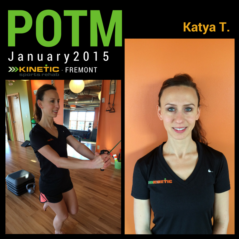 fremont clinics patient of the month - january 2015