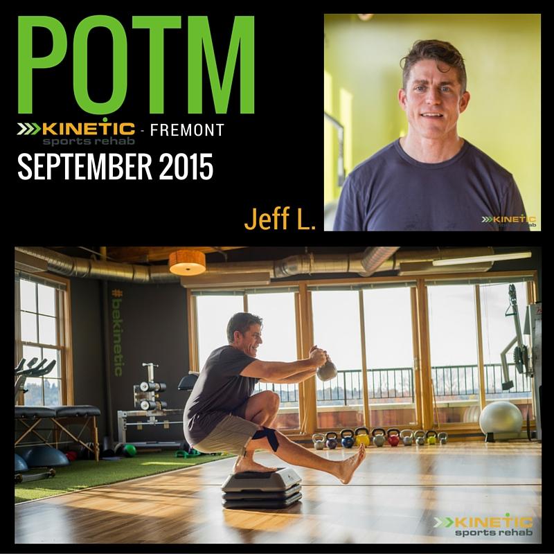 kinetic sports rehab fremont, seattle potm