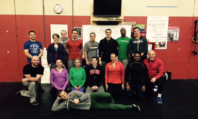 mobility clinic crossfit crew