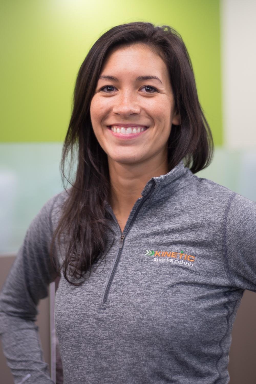 Seattle Chiropractor Dr. Krysann Rodriguez