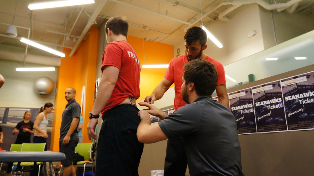 Kinetic Learning Event - Kinesio Taping 101 for CrossFitters 17