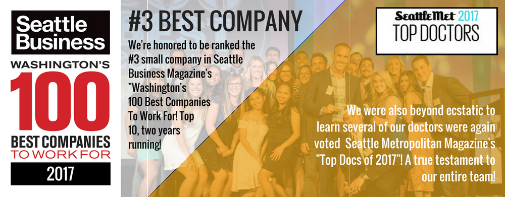 Kinetic+Seattle+Business+Magazine+100+Best+Companies+Award+and+Seattle+Met+Top+Doctor+2017.png