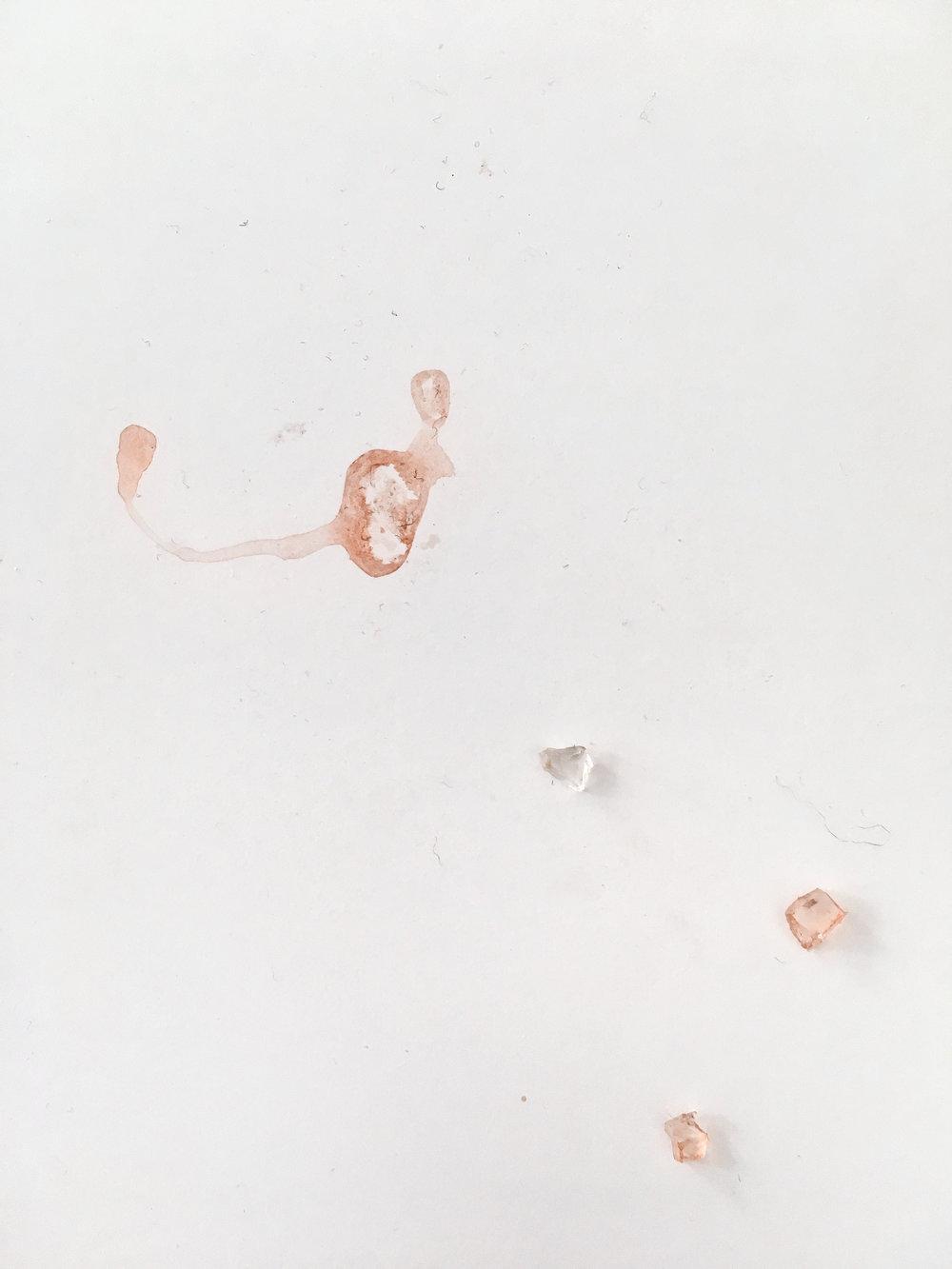 Her Teeth    Archival Inkjet Print  40x30