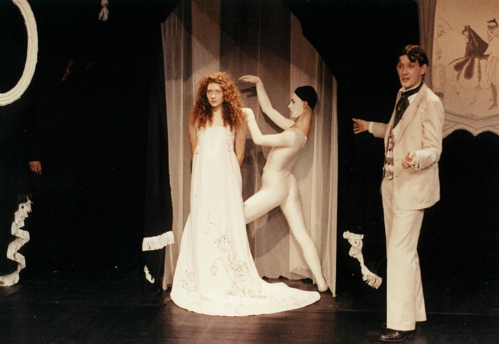 Venus, Pierrot, Aubrey Beardsley