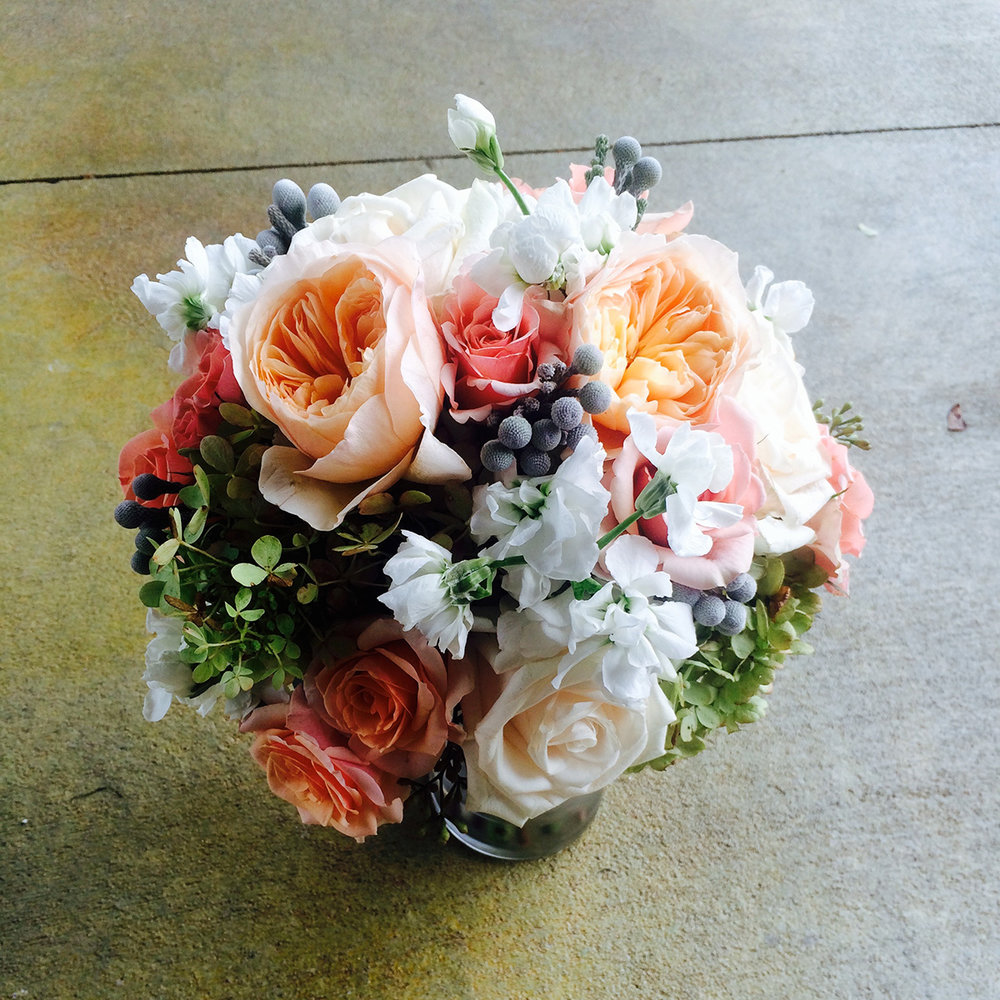 What Style Bouquet Goes with Your Gown?