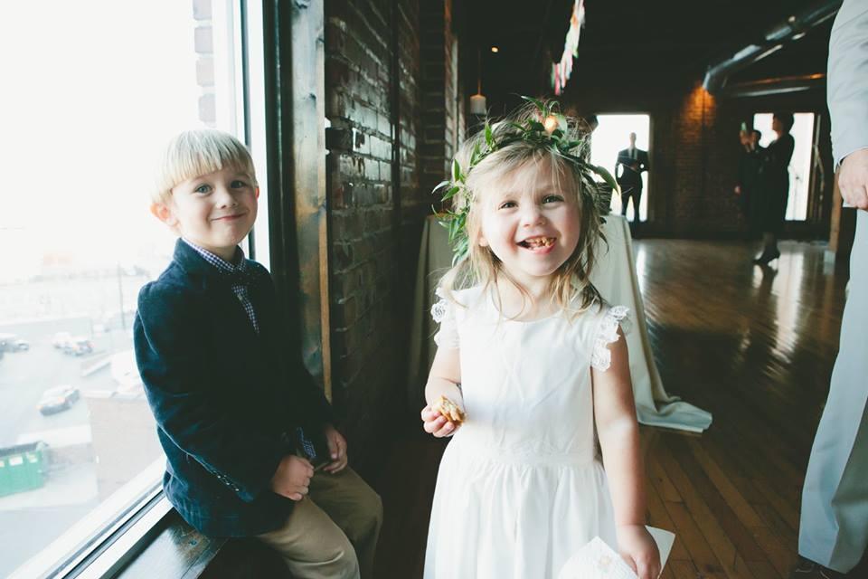 Katie Stix And Seth Evans