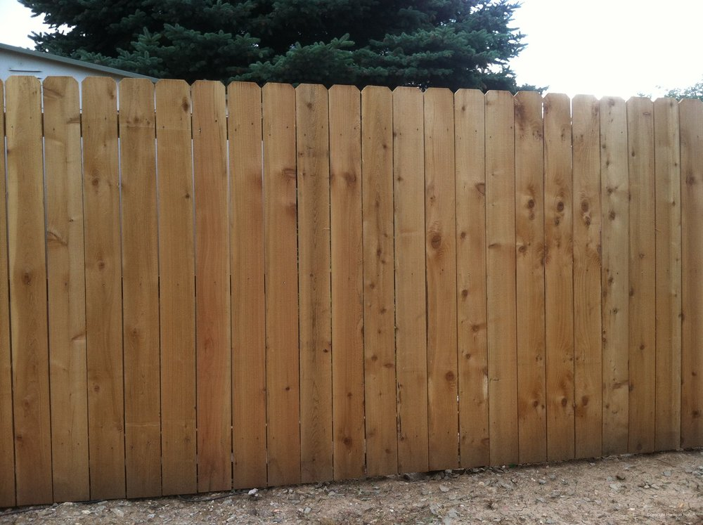 This is the Ryan Seacrest of fencing. This fence is everywhere, and just like Seacrest, it is bland, banal, and a bore.