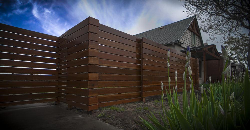 Gallery — Denver Modern Fence