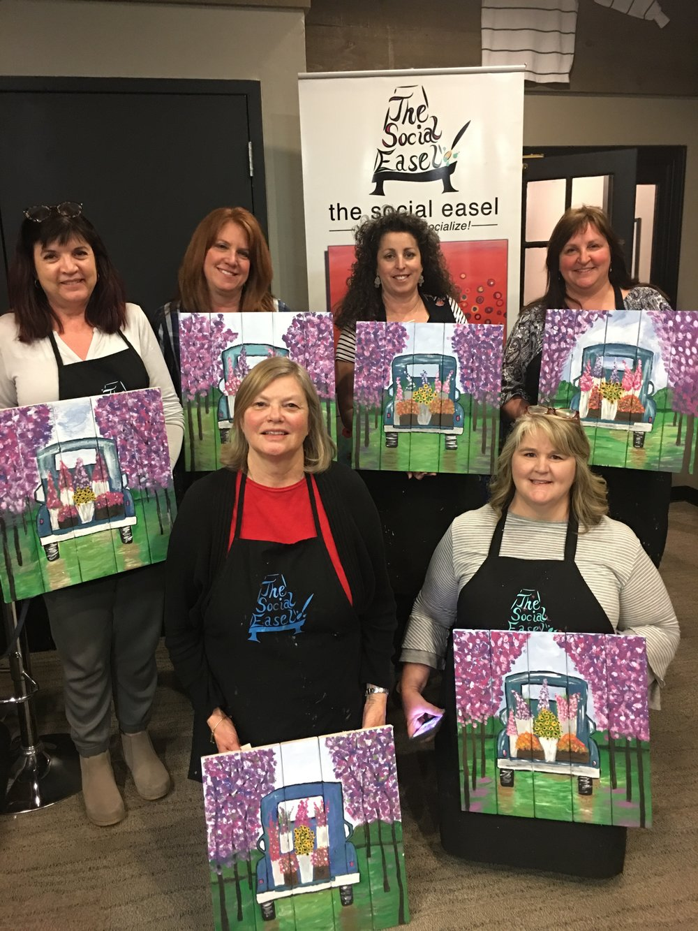 PAINT NIGHTS IN SPRINGFIELD, MO! -