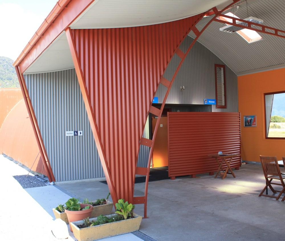 Haast Camper amenities building (3).JPG