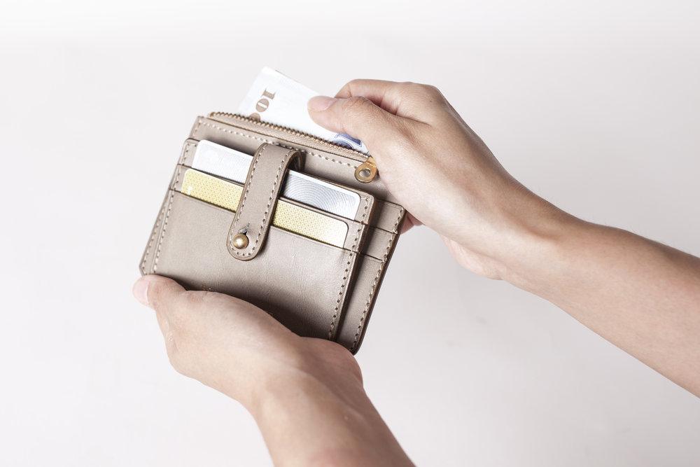 多卡隨手錢包 -