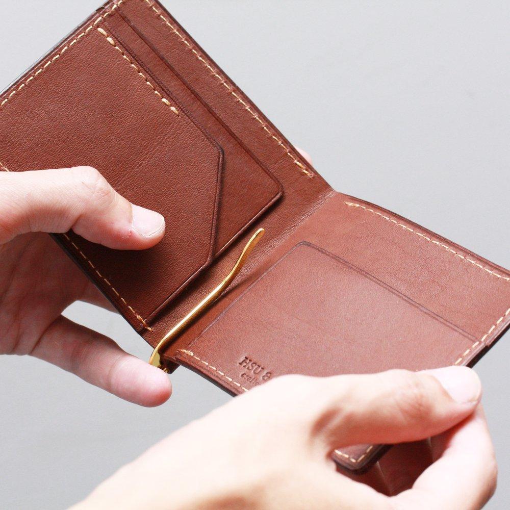經典鈔票短夾