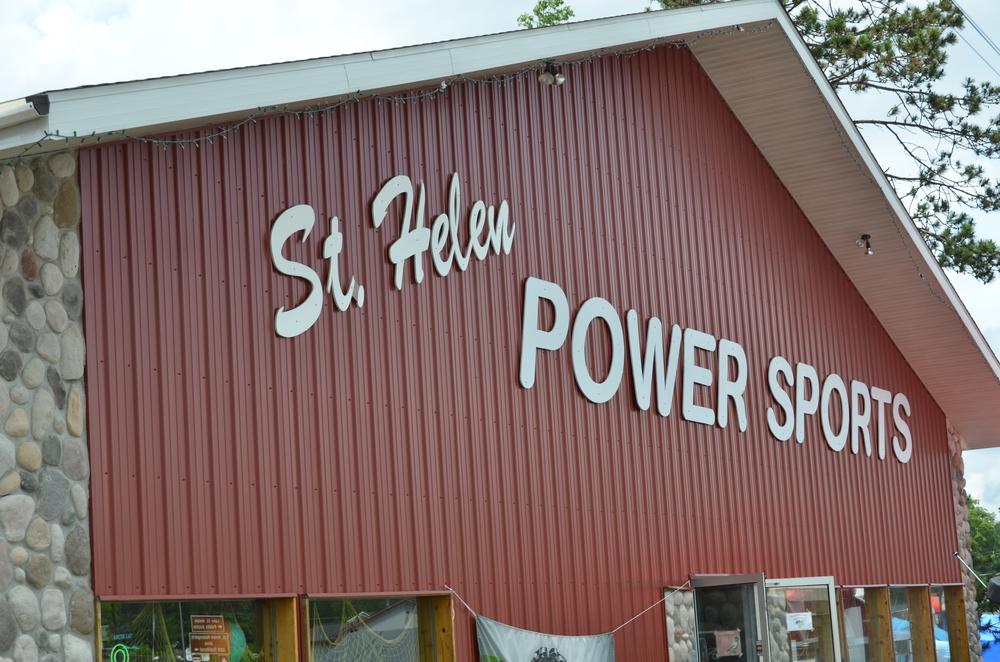 Modern Explorers Visit St Helen Power Sports