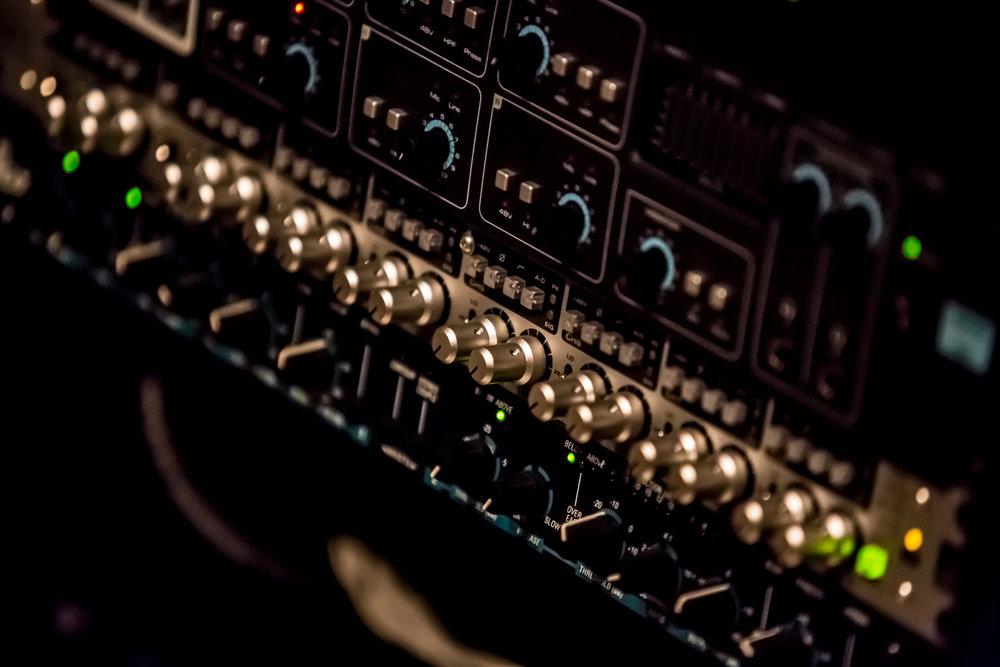 Audio Technology -