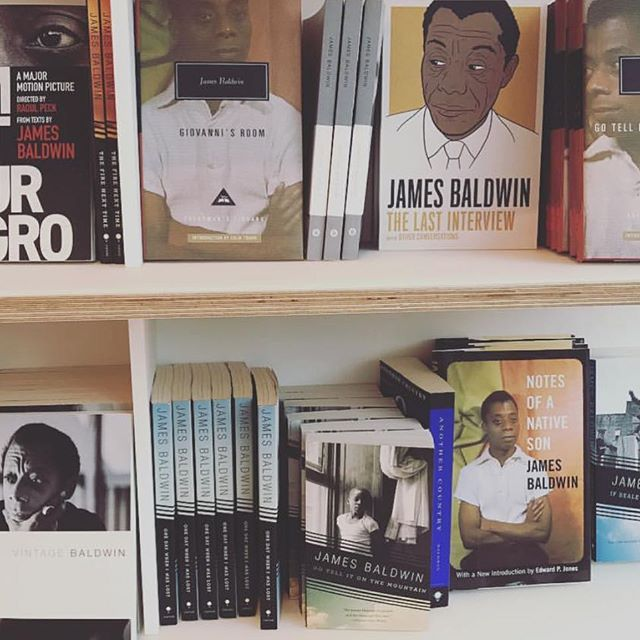 Happy Birthday James Baldwin