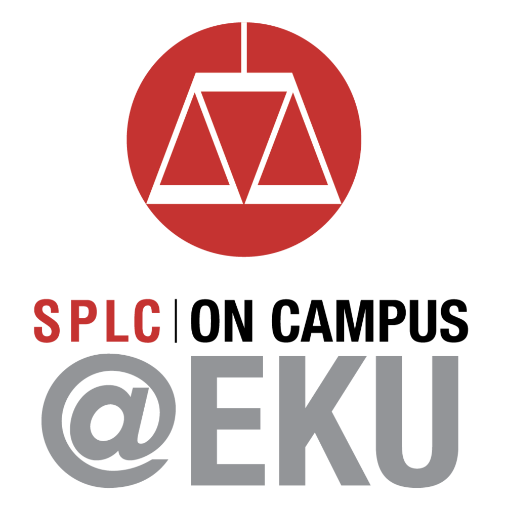 Registered SPLC on Campus chapters receive customized graphics for use on social media and community outreach. If you are registered email emily.mumford@splcenter.org for your chapter's graphics.