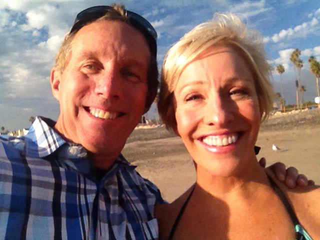 David and Peggy Hall are ready to welcome you to the Yoga for Surfers® Teacher Training this fall in Beautiful San Clemente, California, the heart of surfing in Southern California!