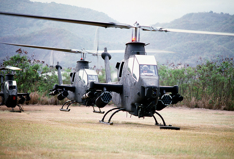 AH-1 Cobra Experience