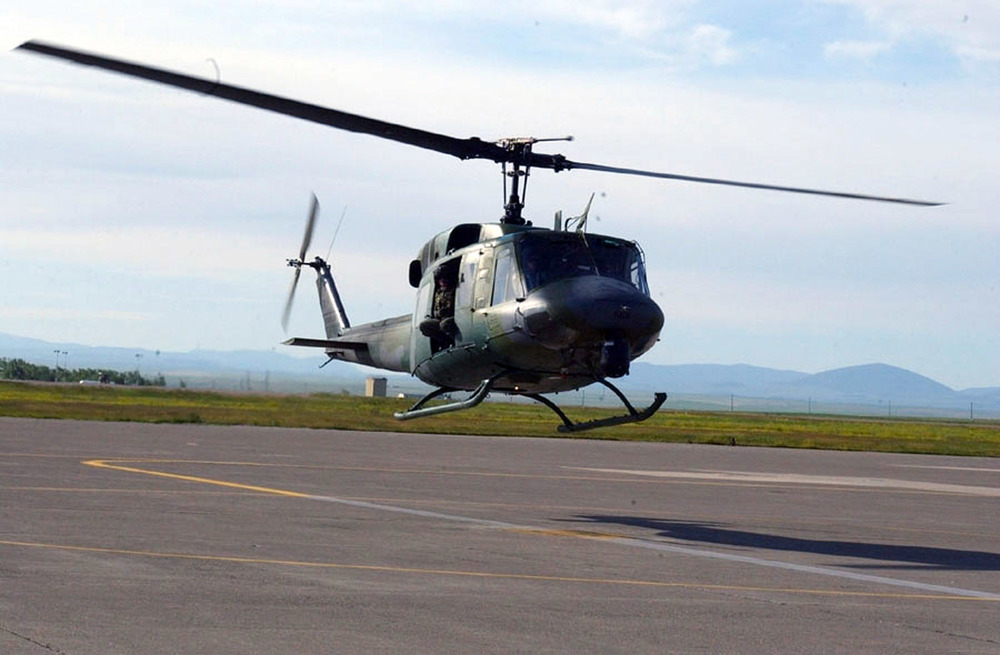 Bell UH-1H Huey Experience