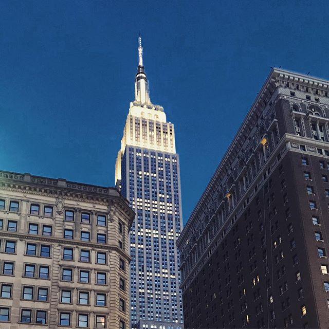 #empirestatebuilding #newyork