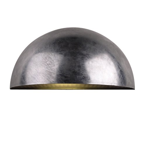 Nordlux bowler wall galvanized outdoor light just interiors nordlux bowler wall galvanized outdoor light workwithnaturefo