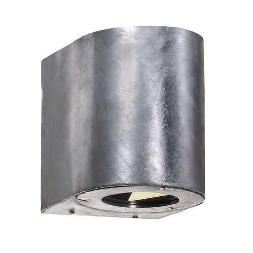 Nordlux canto wall galvanized outdoor light just interiors nordlux canto wall galvanized outdoor light aloadofball Choice Image