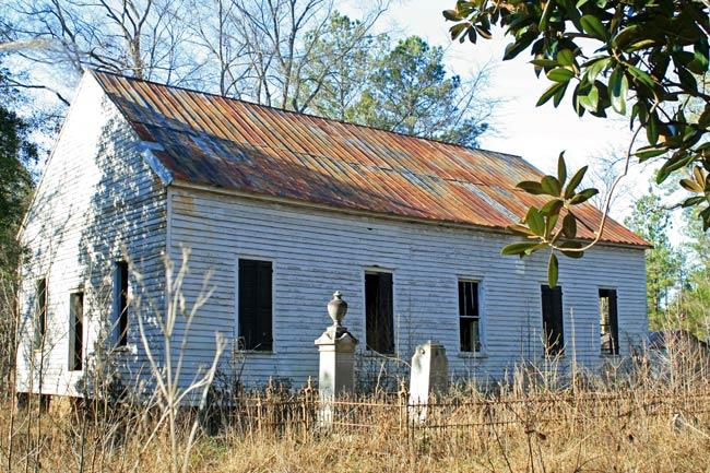 Horn Creek Baptist // Edgefield, SC