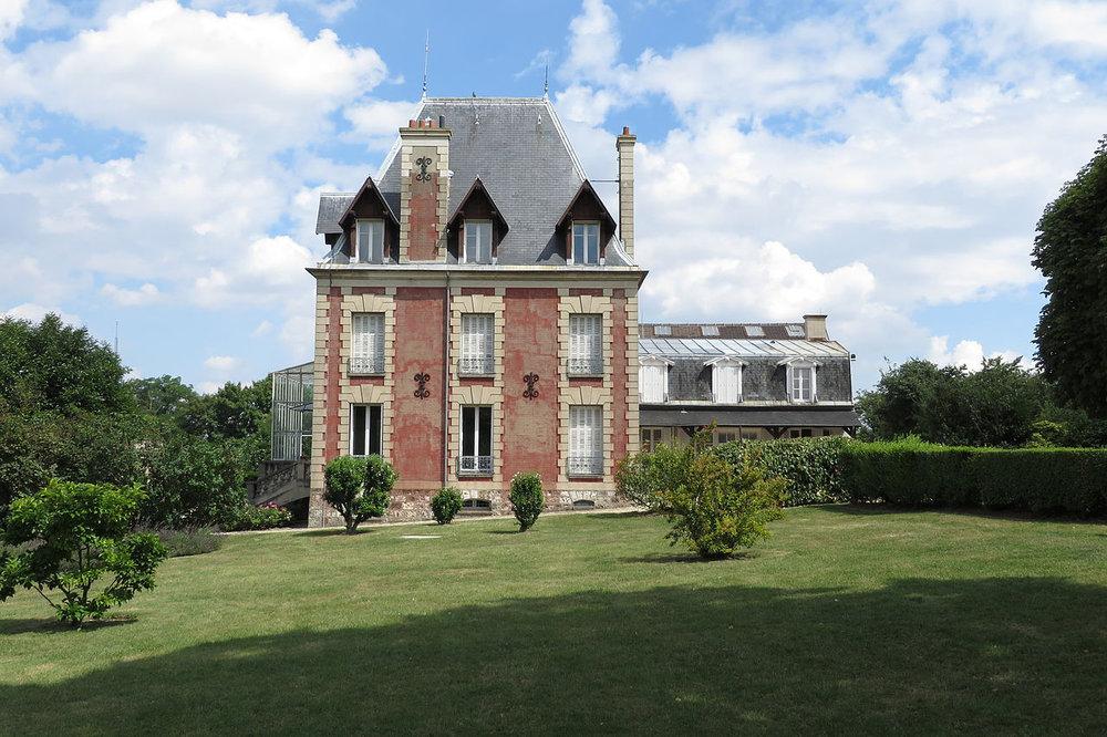 Auguste Rodin – La Villa des Brillants, Meudon, France